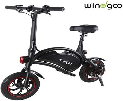 mejor bicicleta electrica sin pedales