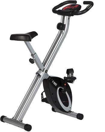 Ultrasport f bike advanced bicicleta estatica plegable