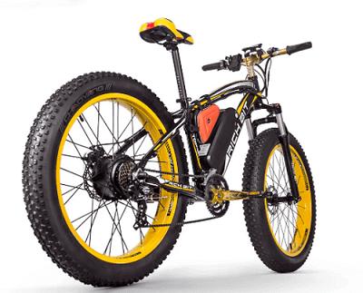 BIcicleta Eléctrica Fat Bike