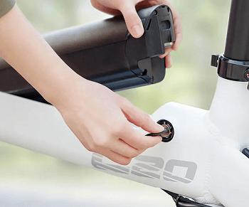 batería bici eléctrica