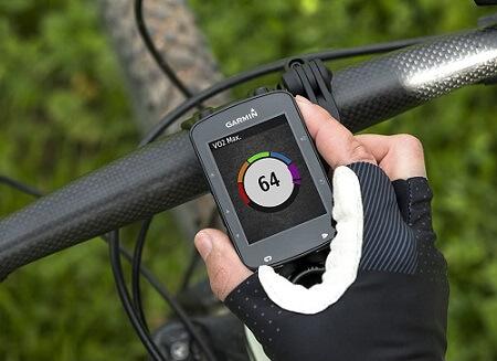 vo2 max gps bici